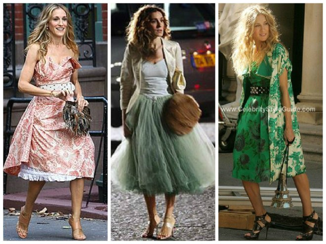 Carrie Lady Fashionista