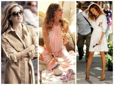 Carrie sendo rica e fina