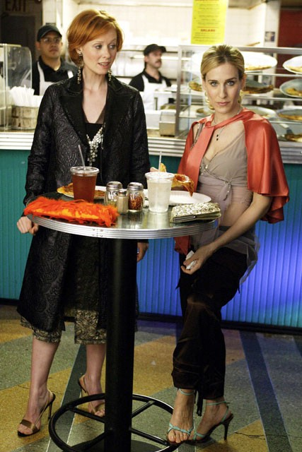 A Miranda tá te julgando, Carrie!