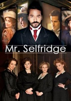 mr selfridge primeira temporada