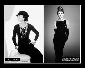 Divas in black