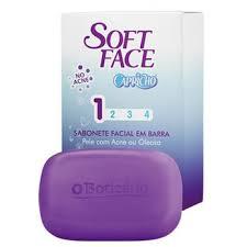 sabonete soft face boticario