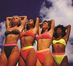biquini sunquini anos 80