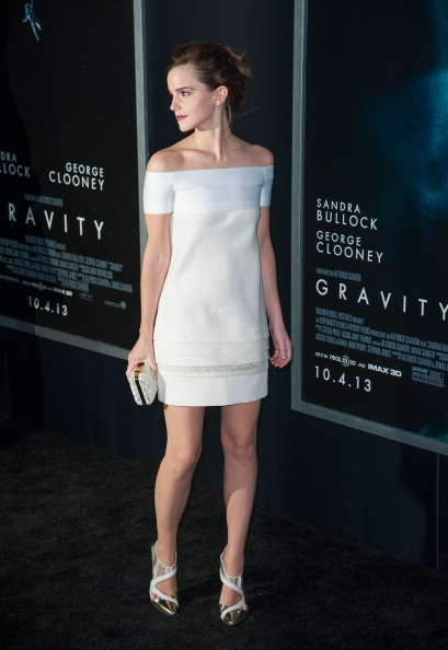 """Gravity"" New York Premiere - Outside Arrivals"