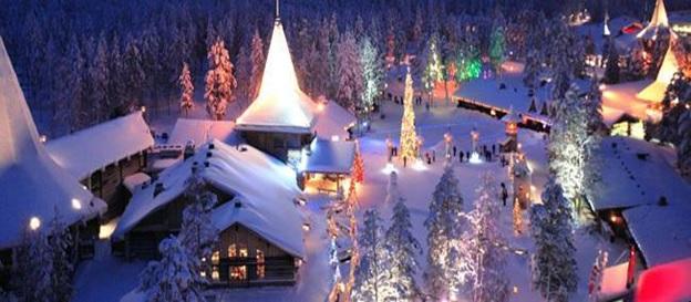 Laponia–Finlandia-Natal