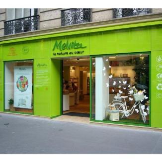 Cosméticos orgânicos franceses