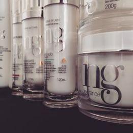 NG de France cosméticos orgânicos
