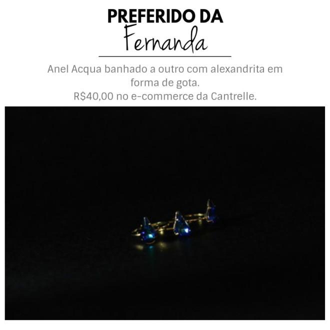 preferido da Fernanda