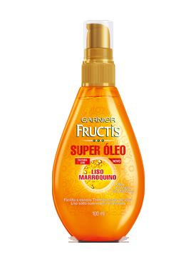 super oleo fructis liso marroquino