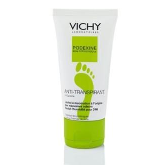 Cuidados com os pés - dicas Vichy
