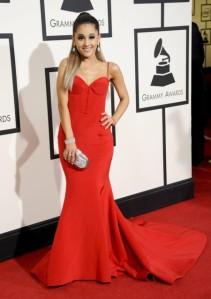 Ariana Grande Grammy 2016