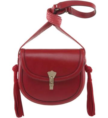 bolsa arezzo scarlet vermelha