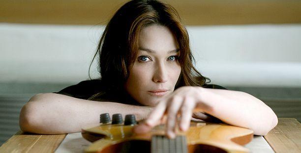 Carla Bruni chanteuse