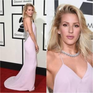 Ellie Goulding Grammy 2016