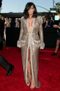 Kim Kardashien Grammy 2016