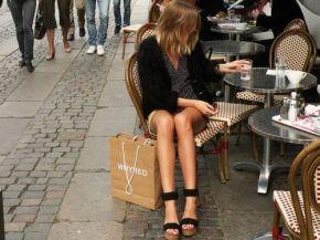 sandalia de tiras grossas como usar