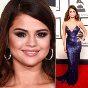 Selena Gomez Graamy 2016