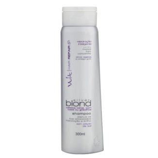 shampoo desamarelador silver blond vult