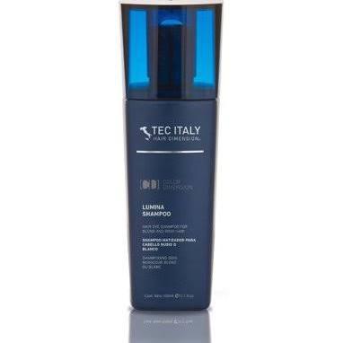tec italy lumina color shampoo desamarelador