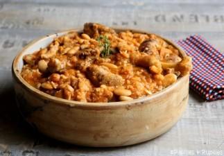 Culinário francesa - Cassoulet