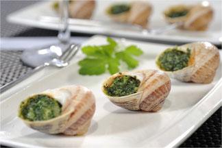 Culinária francesa - Escargot