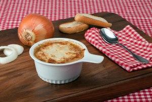Culinário francesa - Sopa de cebolas