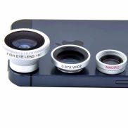 kit de lentes para iphone