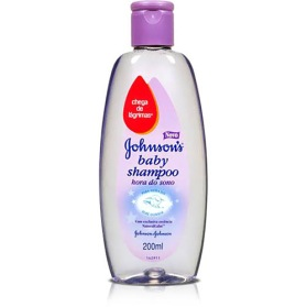 shampoo johnson lowpoo