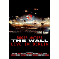 dvd the wall roger waters live in berlim