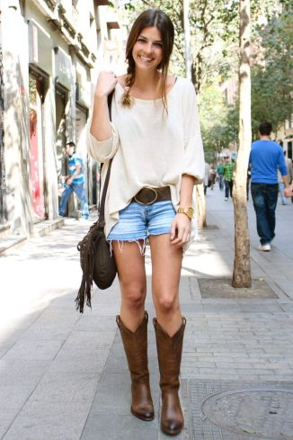 cowboybootscomousarbotacountrytrendsdicasshorts