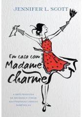 livro em casa com madame charme