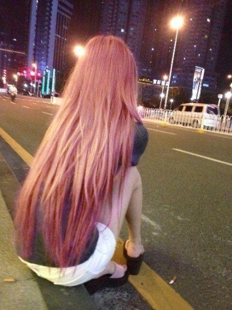 mega hair comprido demais