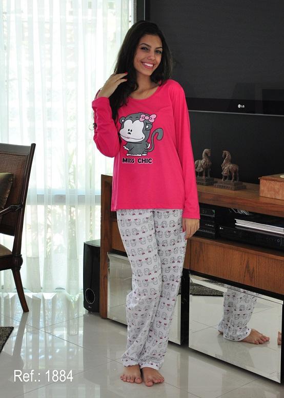 pijama de bichinho