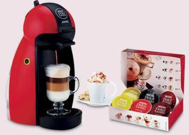 Cafeteira Nescafe Dolce Gusto