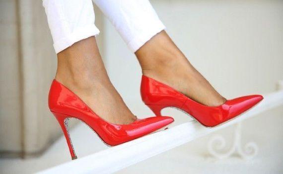 como-usar-sapato-vermelho