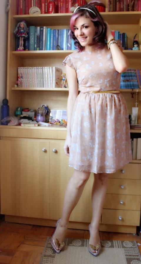 estampa unicornio dress tendencia como usar dicas vestido post