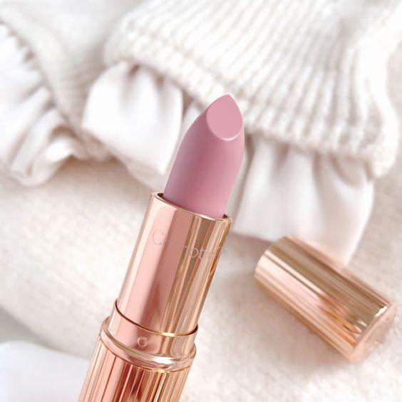 batom rosa millennial charlotte tilbury