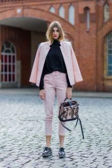 conjunto rosa millennial