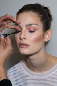 maquiagem rosa millennial