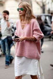 tricot rosa millennial