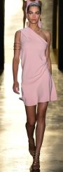 slip dress millennial pink