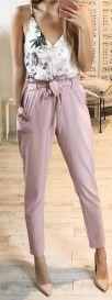 calça rosa millennial