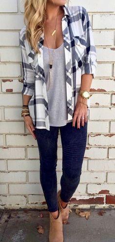 jeans + colar longo petitebff best trends dicas