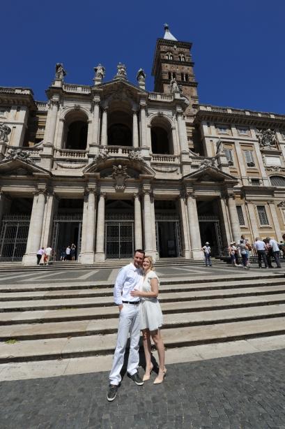Basílica Santa Maria Maggiore