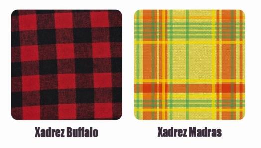 Xadrez Buffalo e Madras